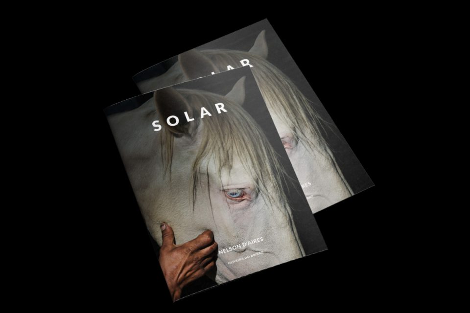"""SOLAR"", Nelson d'Aires. Oliveira do Bairro, 2017."